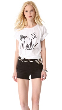 Sincerely Jules Viva La Moda Tee