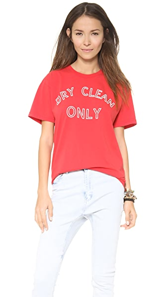 Sincerely Jules Dry Clean Only Tee