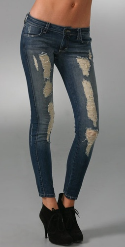 Siwy Hannah Ankle Skinny Jeans