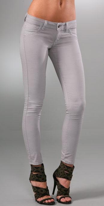 Siwy Hannah Twill Slim Ankle Pants