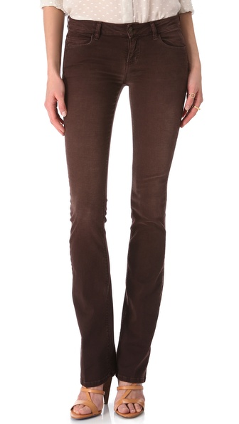 Siwy Charlotte Classic Pocket Straight Leg Jeans
