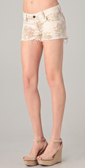 Siwy Camilla Cutoff Shorts
