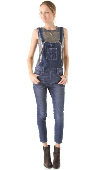 Siwy Sasha Slouchy Overalls