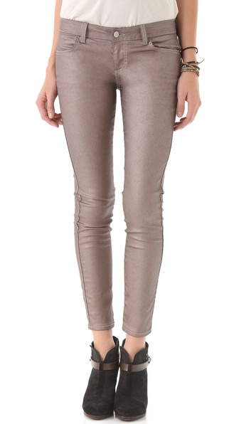 Siwy Hannah Slim Cropped Jeans