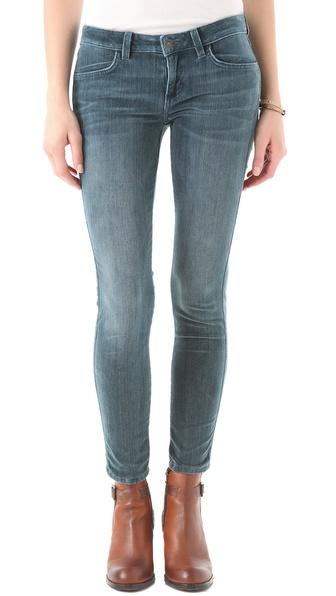 Siwy Hannah Slim Velvet Pants