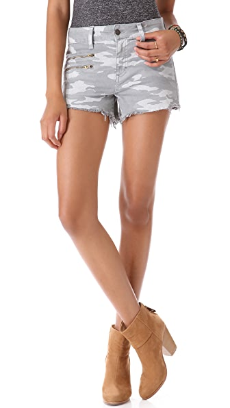 Siwy Bree Zip Pocket Shorts