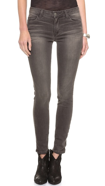 Siwy Ladonna Mid Rise Slim Jeans