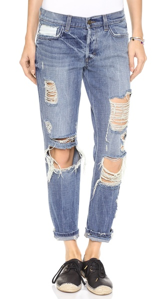 Siwy Joan Slouchy Straight Jeans