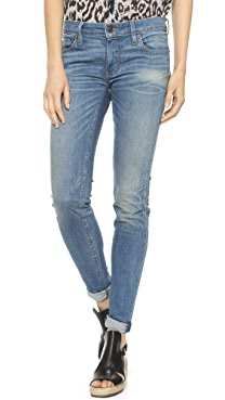 6397 Dirty Light Blue Skinny Jeans