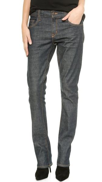 6397 Mini Boot Cut Jeans