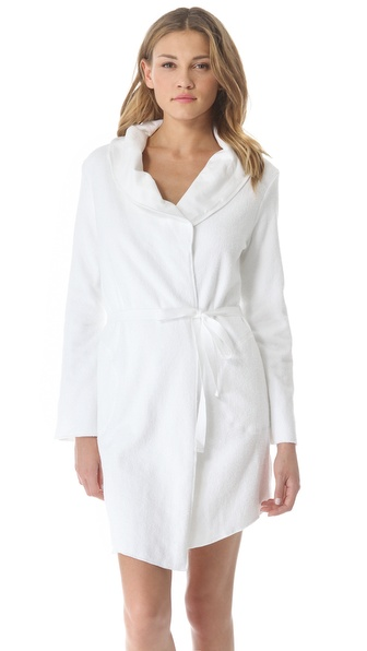 Skin Terry Robe