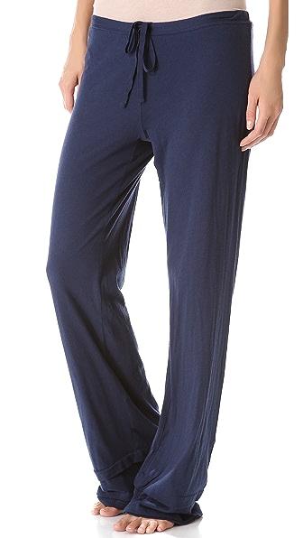 Skin Cotton PJ Pants