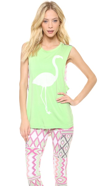 Sleep'n Round Sleeveless Tank