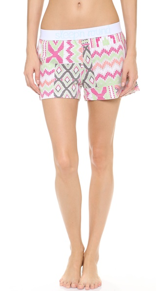 Sleep'n Round Pajama Shorts