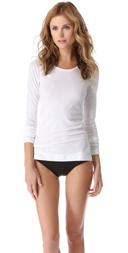 Sloane & Tate The Linden Long Sleeve Top