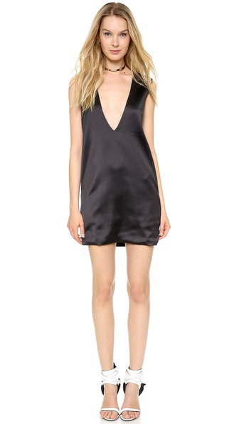 Solace London Aurora Mini Dress