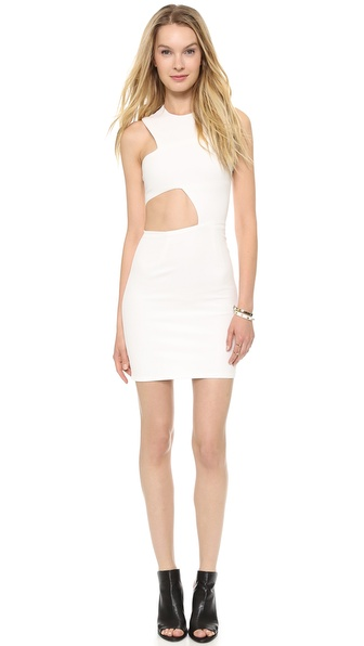 Solace London Mendes Mini Dress