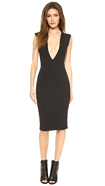 Solace London Lopez Knee Length Dress