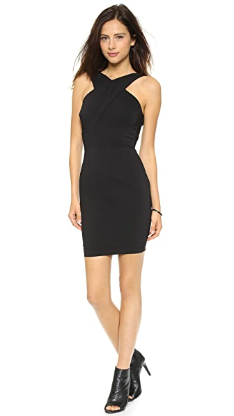 Solace London Emperor Mini Dress