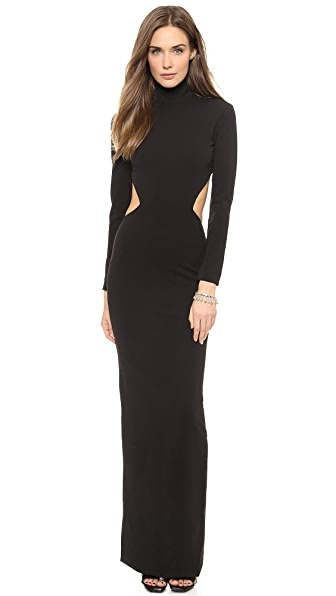 Solace London Bougie Maxi Dress