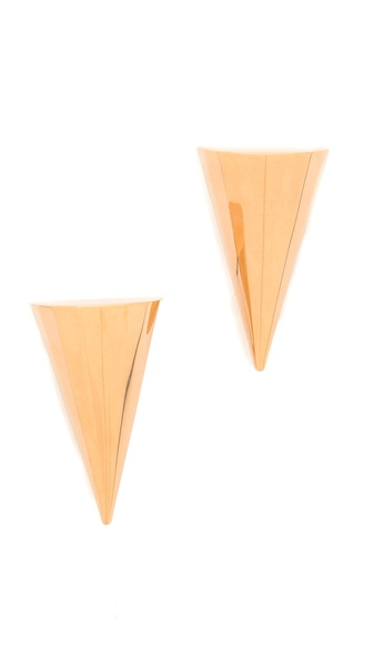 Sarah Magid Large Cone Stud Earrings