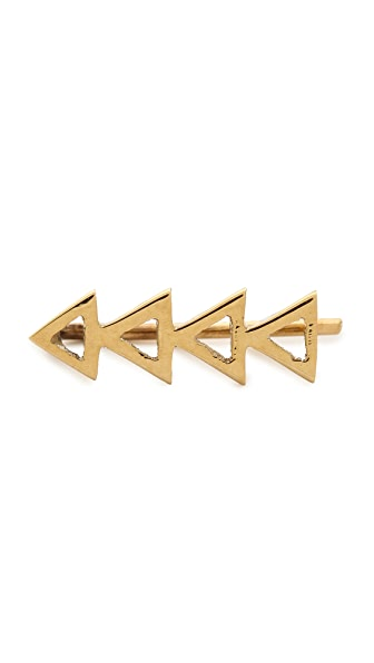 SMITH+MARA Cutout Triangle Ear Crawler