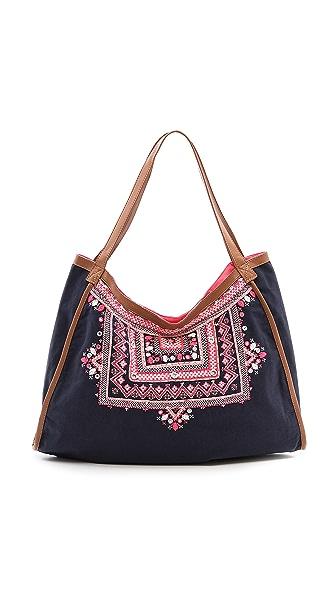 Star Mela Myla Embellished Large Bag