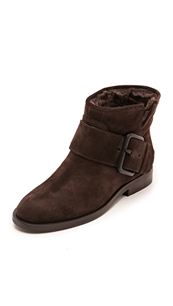 Sigerson Morrison Suna Buckle Booties