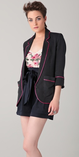 SMYTHE Pajama Blazer