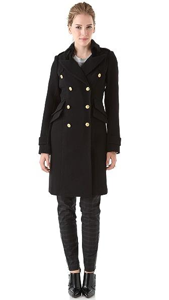 SMYTHE Greatcoat