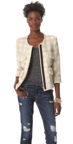 SMYTHE Boucle Jacket at Shopbop.com