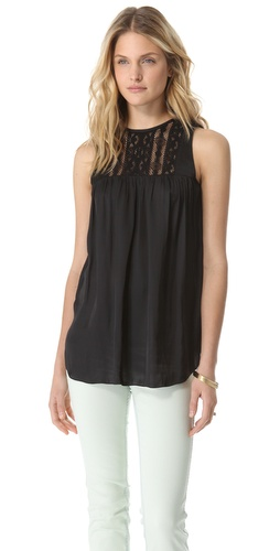 SMYTHE Crochet Tunic at Shopbop.com