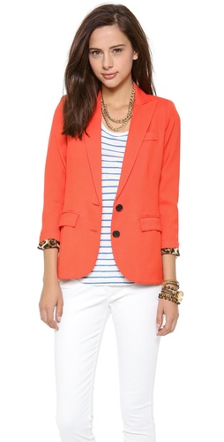 SMYTHE Boy Blazer at Shopbop / East Dane