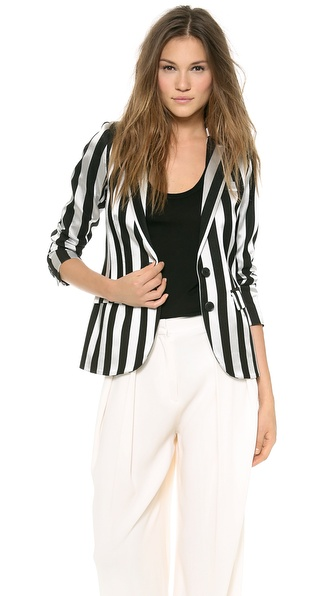 Smythe Boy Blazer - Ref Stripe at Shopbop / East Dane