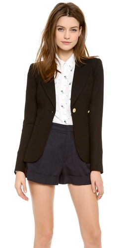 SMYTHE Duchess Blazer at Shopbop / East Dane