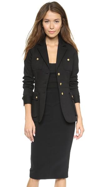 SMYTHE Officer's Jacket