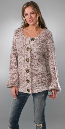 Society for Rational Dress Cardigan