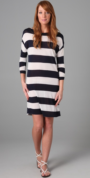 Soft Joie Tashi Deck Stripe Dress