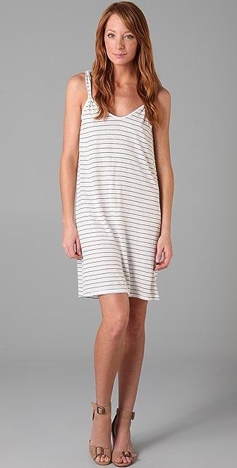 Soft Joie Jonas Mini Stripe Tank Dress