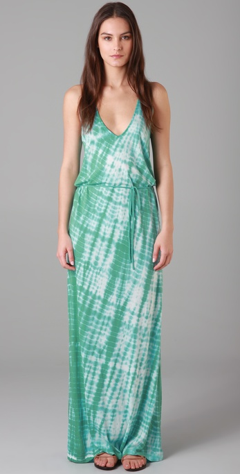 Soft Joie Emilia Tie Dye Maxi Dress