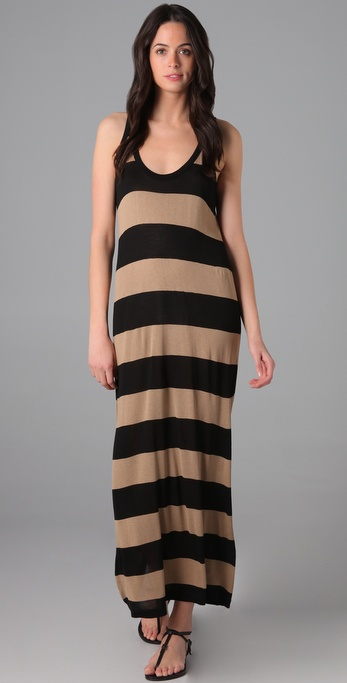 Soft Joie Diedra Deck Stripe Long Dress
