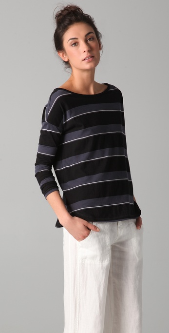 Soft Joie Sherry Striped Tee