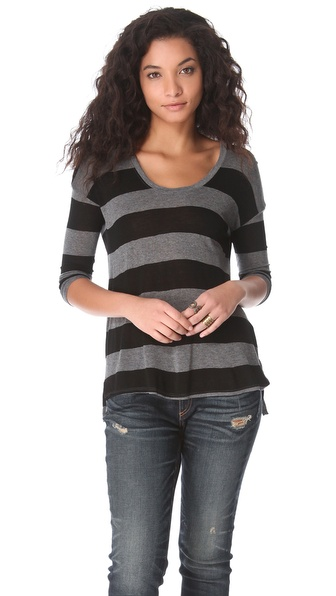 Soft Joie Audrina Striped Top