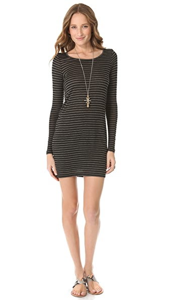Soft Joie Carine Stripe Dress