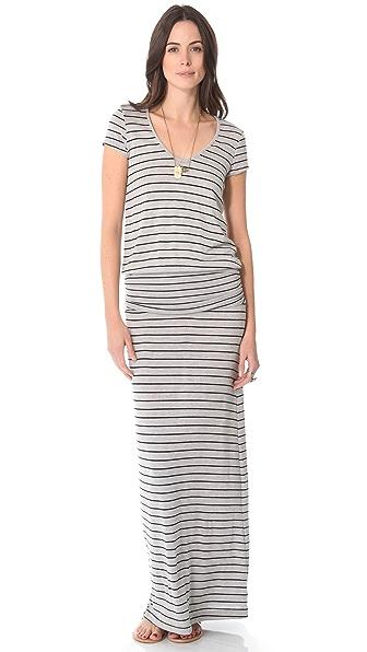 Soft Joie Wilcox B Nautical Stripe Dress