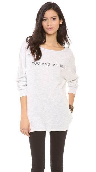 Soft Joie Sunday Sweatshirt