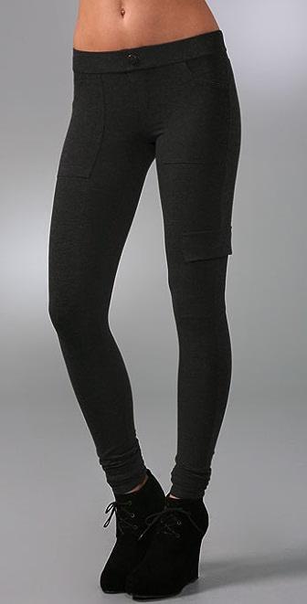 SOLOW Jersey Pocket Leggings