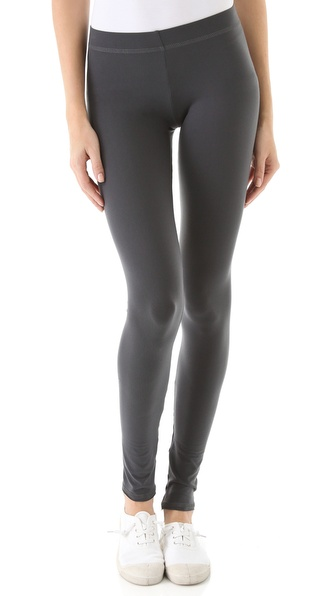 Solow Workout Leggings - Ash