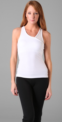 SOLOW Asymmetric Workout Tank