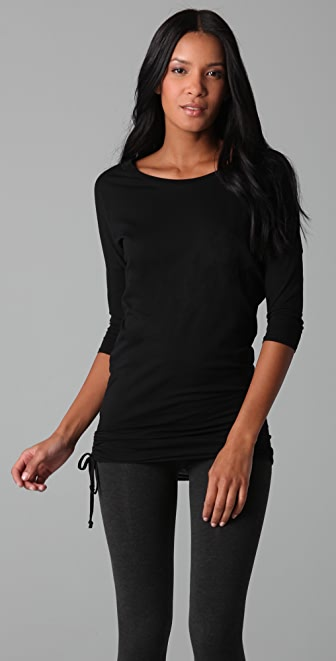 SOLOW Side Tie Tunic